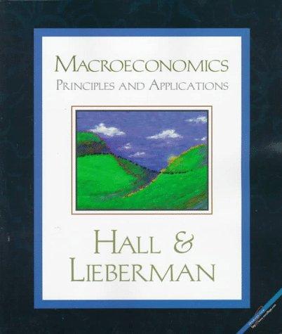 9780538847599: Macroeconomics: Principles and Applications