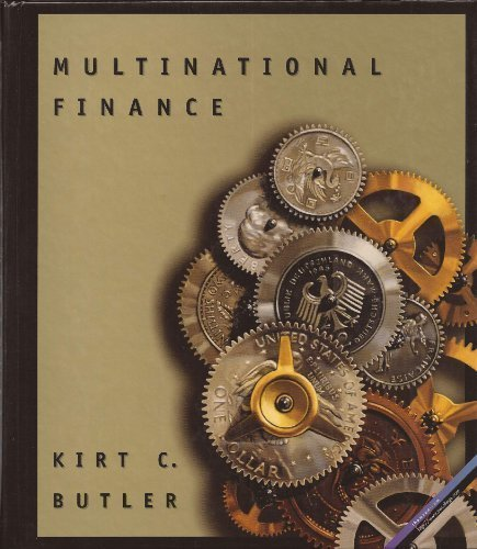 9780538853859: Multinational Finance