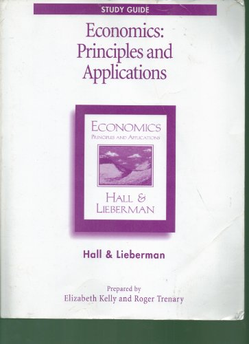 9780538854719: Workbook for Economics: Principles and Applications