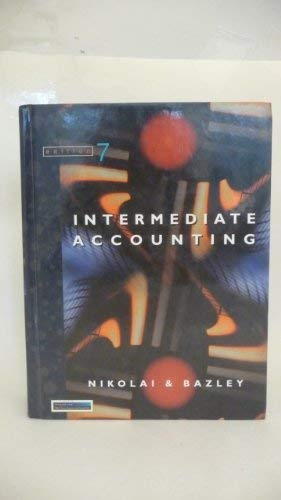 9780538854993: Intermediate Accounting