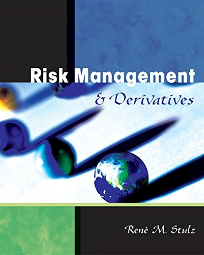 9780538861014: Risk Management & Derivatives