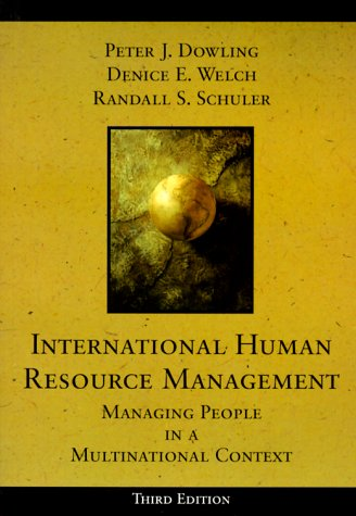 9780538861373: International Human Resource Management: Managing People in a Multinational Context