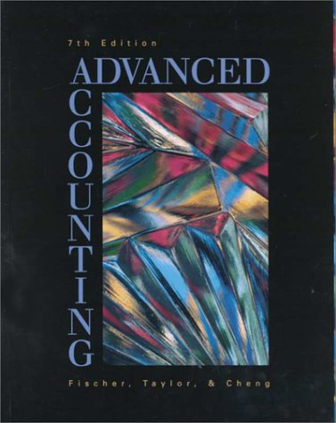 9780538866552: Advanced Accounting
