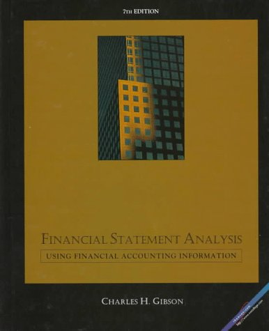 9780538866897: Financial Statement Analysis: Using Financial Accounting Information
