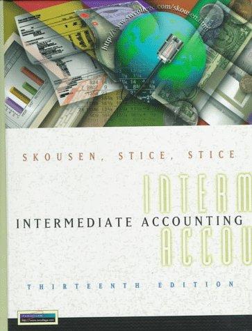 9780538867245: Intermediate Accounting
