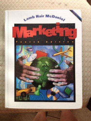 Marketing, 4th edition: Lamb, Charles W.,
