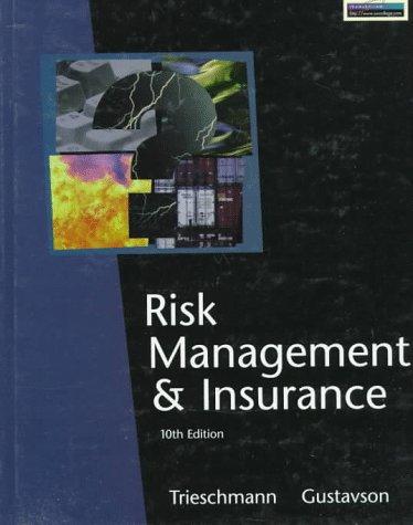 9780538870962: Risk Management & Insurance