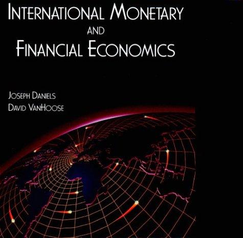 9780538875332: International Monetary and Financial Economics