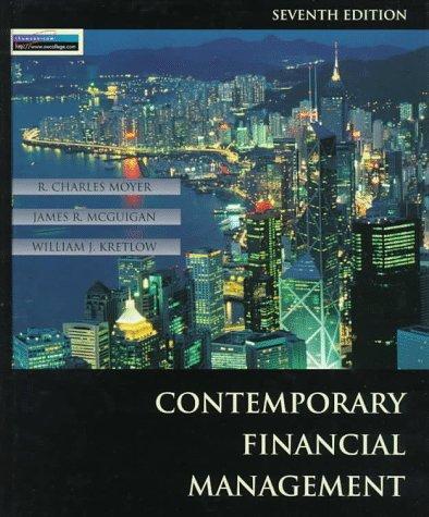 9780538877763: Contemporary Financial Management