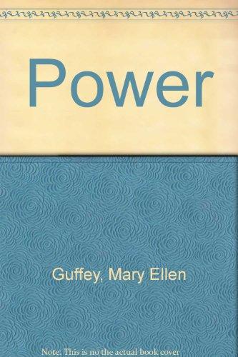 "PoWER Software: Professional Writer's Electronic Resource, Single User, 3.5"" (0538878959) by Mary Ellen Guffey; James Clark; Lyn Clark"