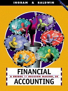 9780538879101: Financial Accounting: A Bridge to Decision Making