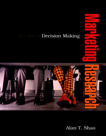 9780538881920: Marketing Research: An Aid to Decision Making