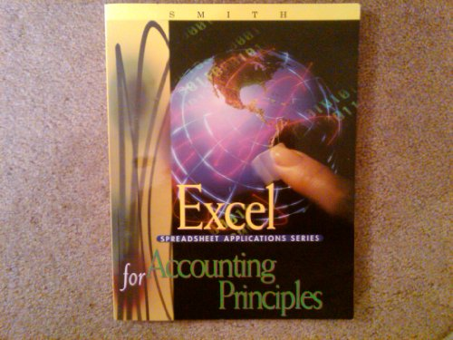 9780538888875: Excel Applications for Accounting Principles