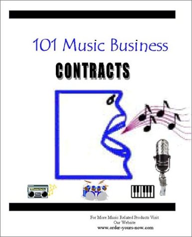 9780539812909: 101 Music Business Contracts