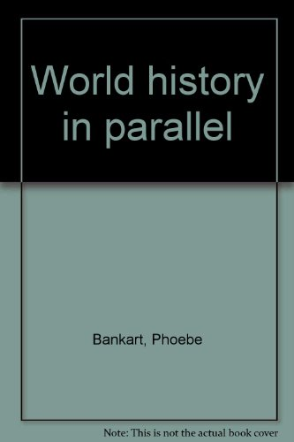 9780540000005: World history in parallel
