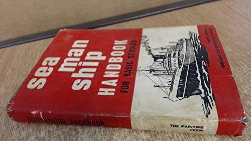 9780540000197: Seamanship Handbook for Basic Studies