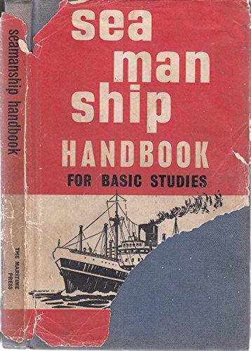 9780540004133: Seamanship Handbook for Basic Studies