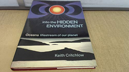 9780540009541: Into the Hidden Environment: Oceans-Lifestream of Our Planet