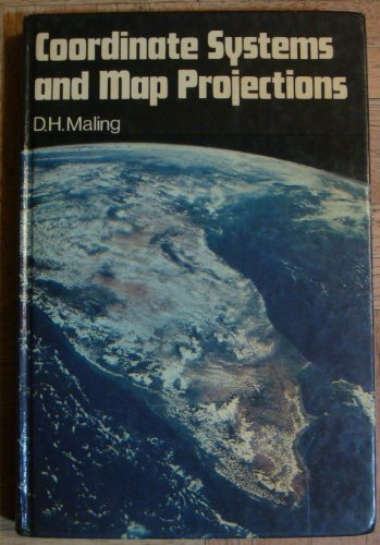9780540009749: Coordinate Systems and Map Projections
