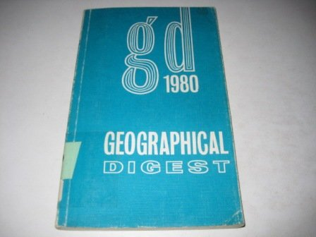 The Geographical Digest: B.M.Willett