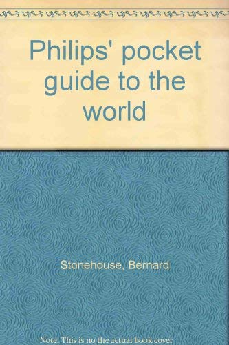 POCKET GUIDE TO THE WORLD: Stonehouse, Bernard.