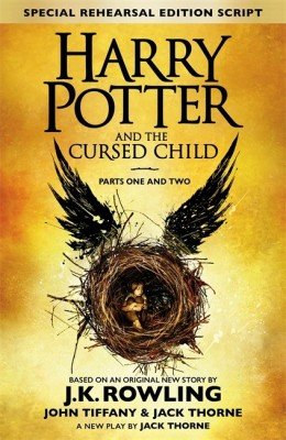 9780540027347: Harry Potter and the Cursed Child - Parts I and II (English)(Hardcover)