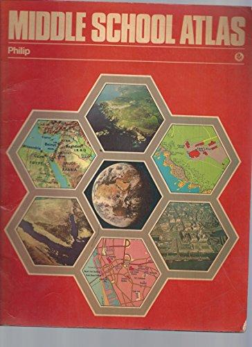 9780540052684: Middle School Atlas