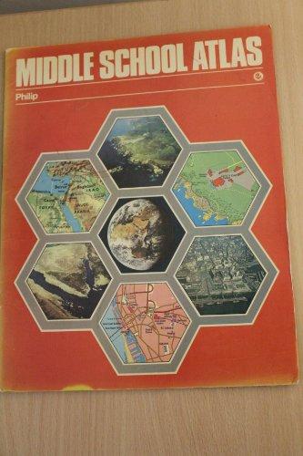 9780540053124: Middle School Atlas