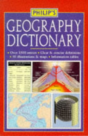 9780540059515: Philip's Geography Dictionary