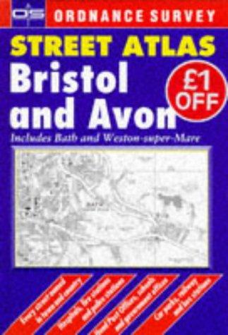 Ordnance Survey Bristol and Avon Street Atlas: Ordnance Survey