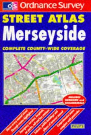 Ordnance Survey Merseyside Street Atlas (Ordnance Survey/: Ordnance Survey