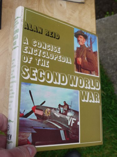 Concise Encyclopaedia of the Second World War: Reid, Alan