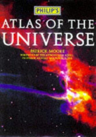 9780540072613: Philip's Atlas of the Universe 1997