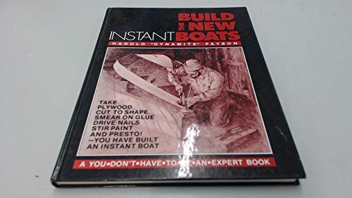 9780540073153: Build the New Instant Boats