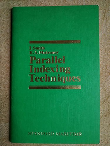 9780540073535: Parallel Indexing Techniques