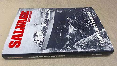 9780540073788: Salvage Operations: v. 1