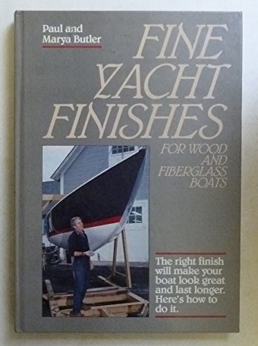 FINE YACHT FINISHES. For Wood and Fibreglass Boats.