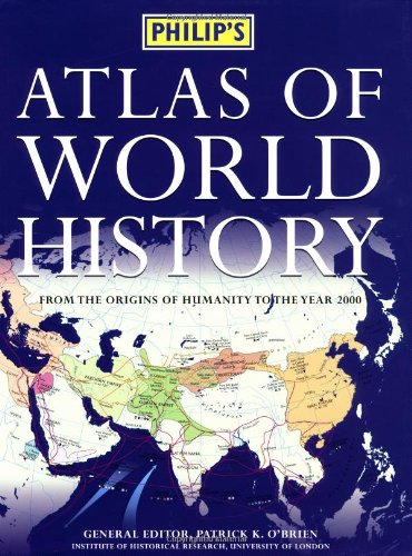 9780540075836: Philip's Atlas of World History
