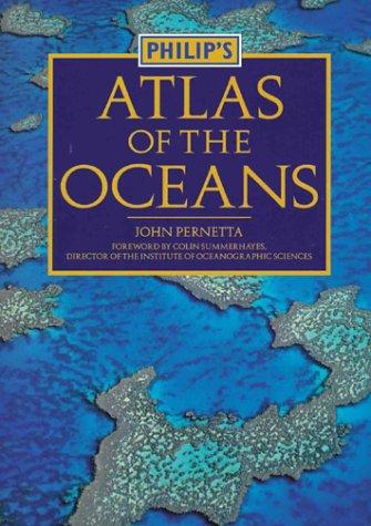 9780540078653: Philip's Atlas Of The Oceans