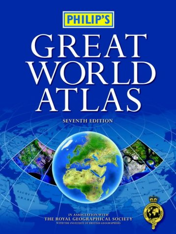 9780540079216: Philip's Great World Atlas