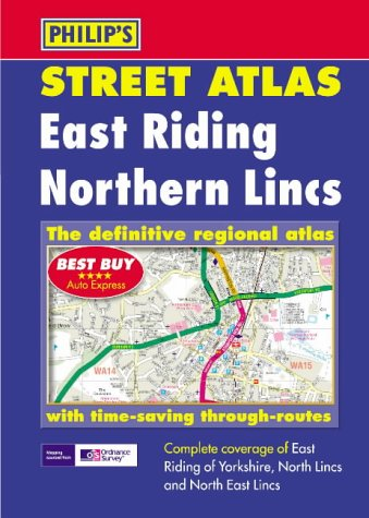Street Atlas East Yorkshire Northern Lincolnshire