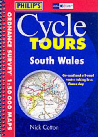 9780540082117: South Wales (Philip's Cycle Tours)