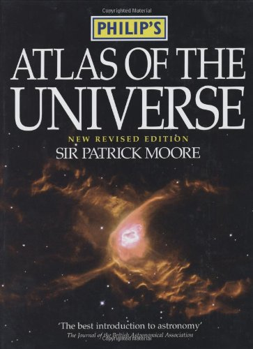 9780540082421: Philip's Atlas of the Universe