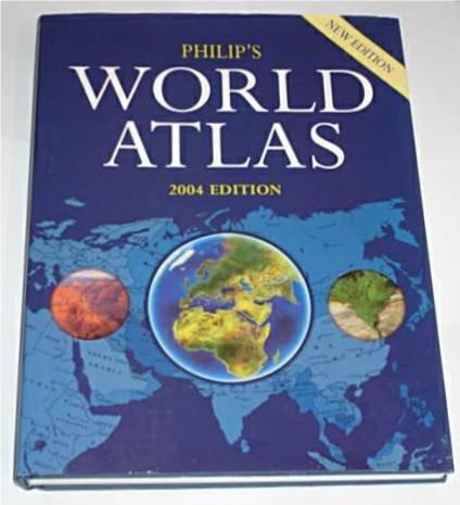 9780540085361: Philip's World Atlas: 2004 Edition