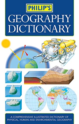 9780540085651: Philip's Geography Dictionary