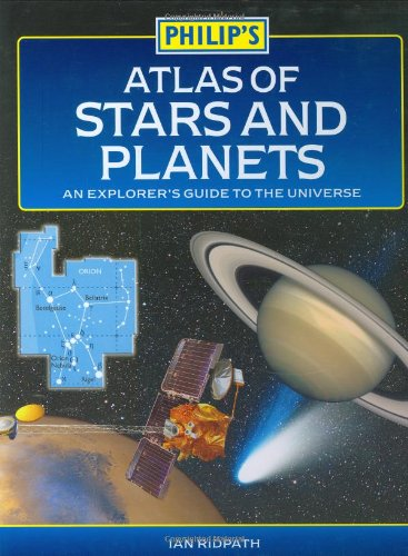 9780540086108: Atlas of Stars and Planets: A Beginner's Guide to the Universe (Philip's Astronomy)