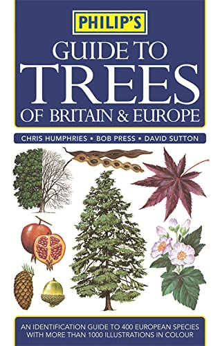 9780540087341: Philips Guide to Trees of Britain and Europe (Philip's Reference)