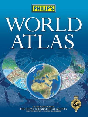 Philip's World Atlas: ,