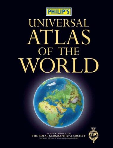 9780540087440: Universal Atlas of the World