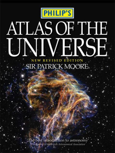 9780540087914: Philip's Atlas of the Universe (Philip's Astronomy)